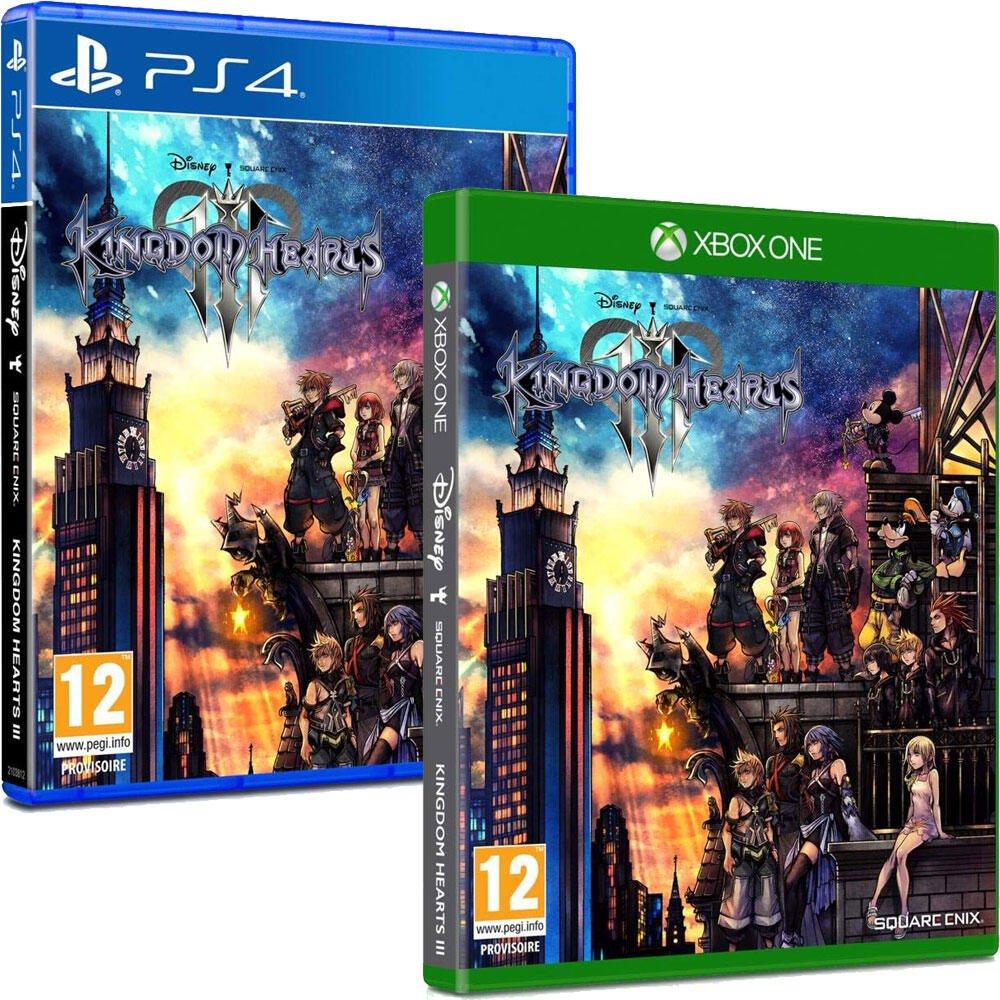 Kingdom Hearts III (PS4 / Xbox One) - £12.85 delivered @ ShopTo