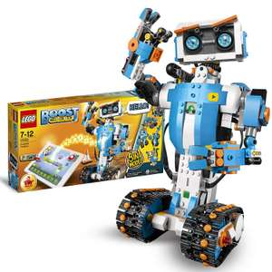LEGO BOOST Creative Toolbox - Model 17101 (7-12 Years) - £93.99 using code @ Costco