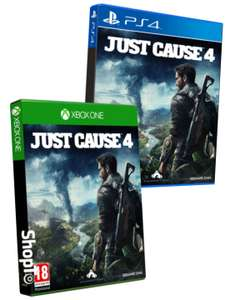 [Xbox One/PS4] Just Cause 4 - £12.85 Delivered @ Shopto