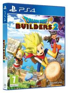 Dragon Quest Builders 2 (PS4) £19.95 Delivered @ The Game Collection