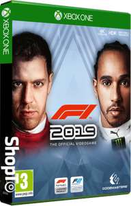 F1 2019 (Formula One 2019) XBOX ONE £26.85 Delivered @ ShopTo