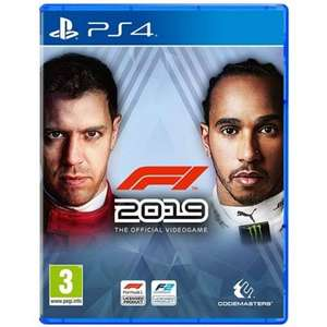 [PS4] F1 2019 - £24.95 Delivered @ The Game Collection