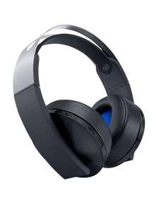 PS4 Platinum Headset at Very for £89.99