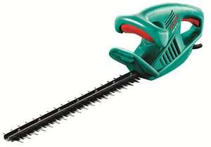 Bosch AHS 45-16 Electric Hedge Cutter, 450 mm Blade Length, 16 mm Tooth Opening at Amazon for £39.99