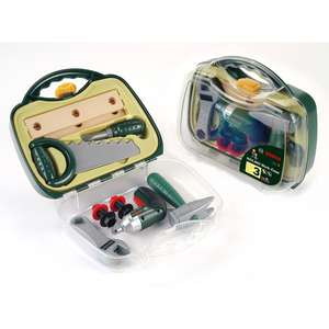 Kids Bosch tool case with cordless screwdriver £12.99 C&C @ Smyths
