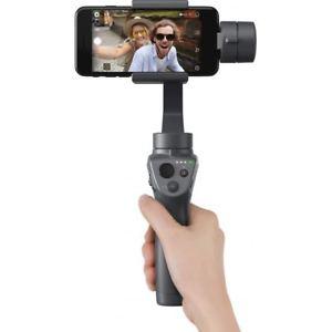 Refurbished DJI Osmo Mobile 2 Handheld Smartphone Cinematic Stabiliser Gimbal Tripod Case UK £56.99 @ Audiosave Ebay