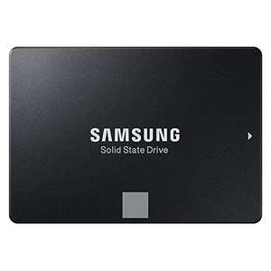 "Samsung 860 EVO 1TB SATA 2.5"" Internal SSD 550MB/s R 520MB/s W for £101 (£97.11 Using Fee Free Card) @ Amazon France"