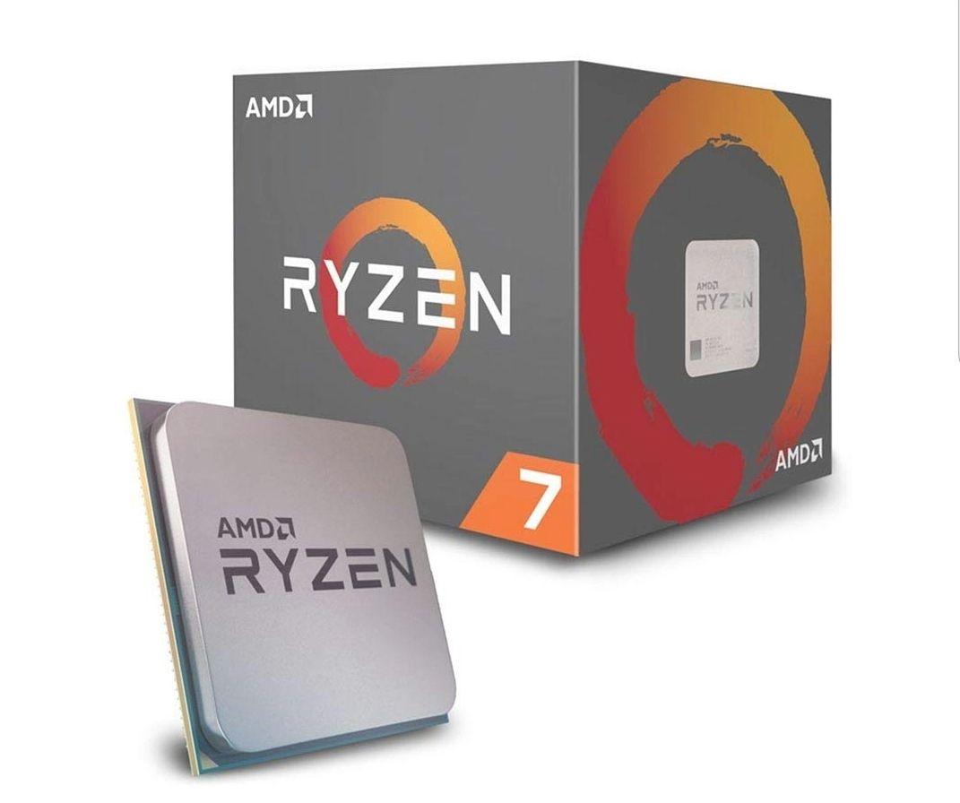 Amd Ryzen 7 2700 at Amazon for £139.97