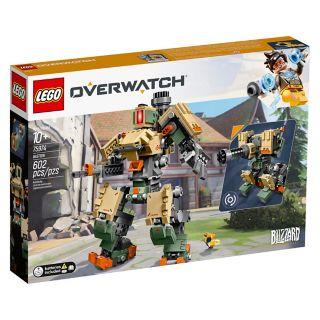 LEGO Overwatch Bastion 75974 £38.49 @ LEGO Shop (instore & + £3.95 online)