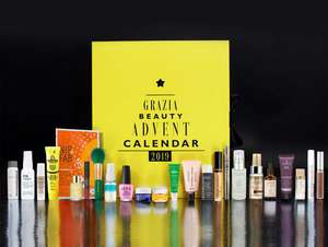 Grazia Beauty Advent Calendar - £42.50 Latestinbeauty