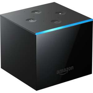 Fire TV Cube | Hands free with Alexa, 4K Ultra HD streaming media player £79.99 Amazon