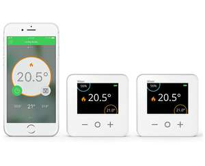 Drayton Wiser Smart Thermostat Dual Zone Heating and Hot Water Control £99.99 Amazon