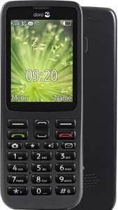 Doro 5516 phone with a free Nintendo switch and 30gb of data - £30 / 24 months Mobile Phones Direct + £396.00 cashback
