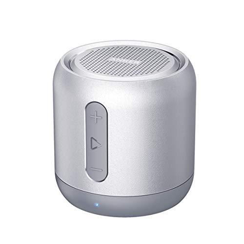 Anker Bluetooth Speaker, SoundCore mini, Super Portable Speaker £17.24 (Prime) / £21.73 (nonPrime) Sold by AnkerDirect and FB Amazon.