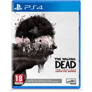 The Walking Dead: The Telltale Definitive Series (PS4/Xbox One) £19.99 delivered @ Game