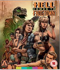 Hell Comes to Frogtown Blu-ray - Arrow Video £7.19 (Prime) / £10.18 (non Prime) at Amazon