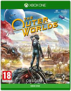 The Outer Worlds (Xbox One) - £34.99 @ Smyths