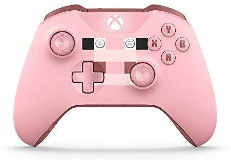 Microsoft Xbox Wireless Controller, Minecraft Pink, Limited Edition - £34.60 @ Amazon Germany