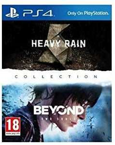 Heavy Rain + Beyond Collection PS4 (£11.18 with fee free card)