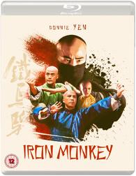 Iron Monkey Blu-ray £10.95 + £2.99 delivery NP @ Amazon