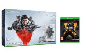 Xbox One X Gears 5 Limited Edition bundle (1TB) + Call of Duty Black Ops 4 £309.99 Amazon Exclusive