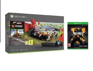 Xbox One X Console - Forza Horizon 4 Lego + Call of Duty: Black Ops 4 £309.99 Amazon Exclusive