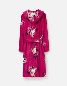 Women's Joules Fluffy Dressing Gown £20.48 Joules on eBay