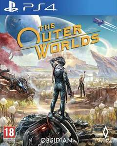 Outer Worlds Xbox One/PS4 £34.99 @ Amazon FREE DELIVERY.