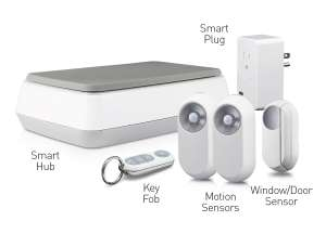 Swann Wireless Smart Security Kit with Alarm iOS/Android/PC/MAC at Scan for £19.98 (free C&C / £5.48)