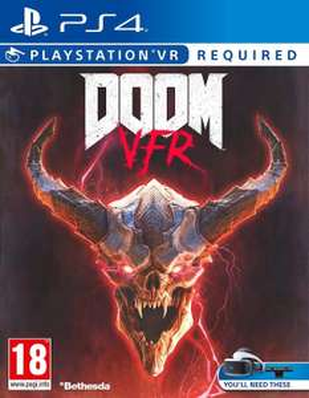 Doom VFR (PS4) £9.99 (Prime) / £12.98 (Non-Prime) Delivered @ Amazon