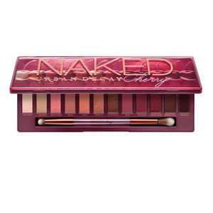 Urban Decay Naked Cherry / Naked Heat Eye Shadow Palette £25.20 @ Debenhams - Reduced to £21.42