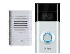 Ring 2 Doorbell with Chime - £114.99 with code @ Costco