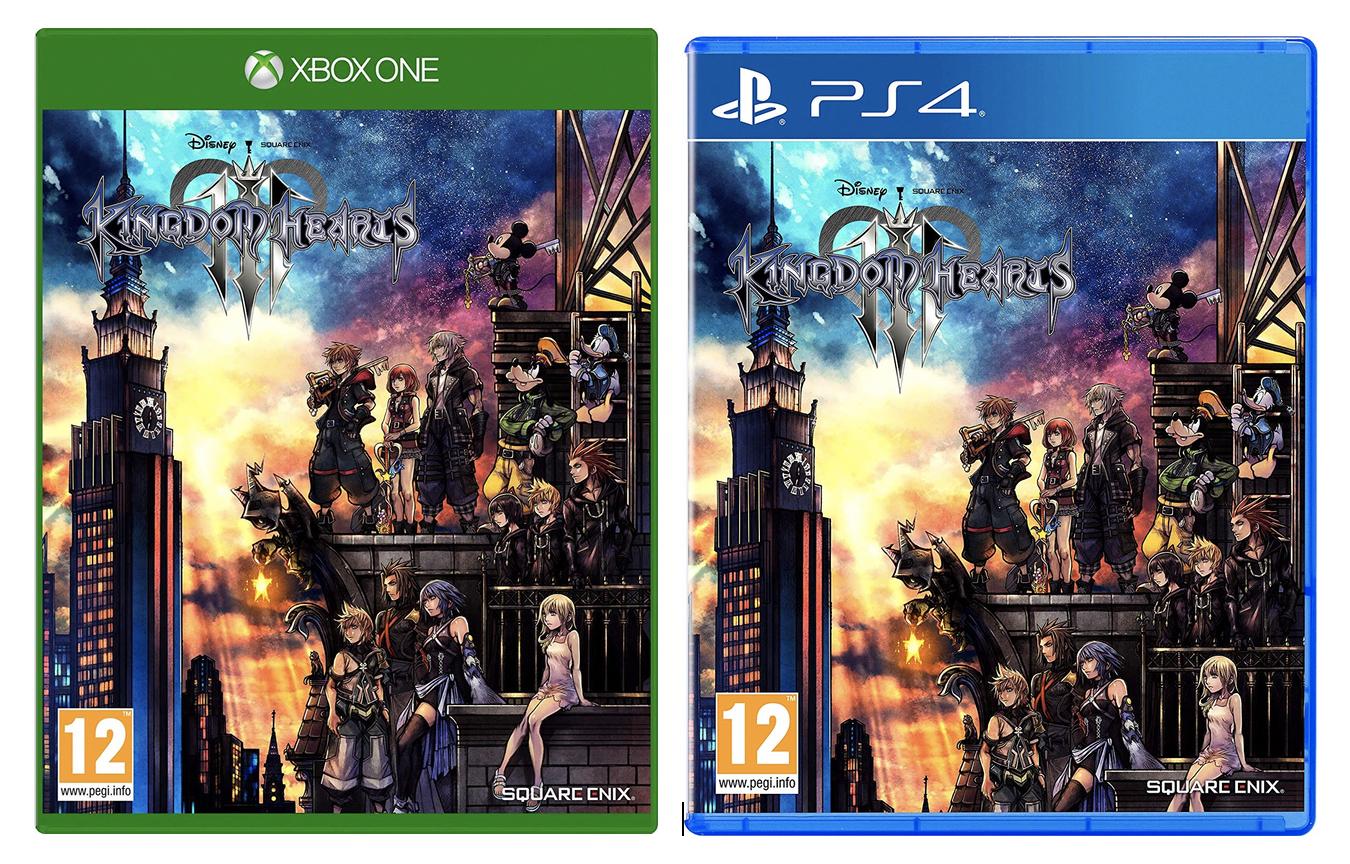 Kingdom Hearts 3 (Xbox One/ PS4) £11.99 (+£2.99 NP) Delivered @ Amazon