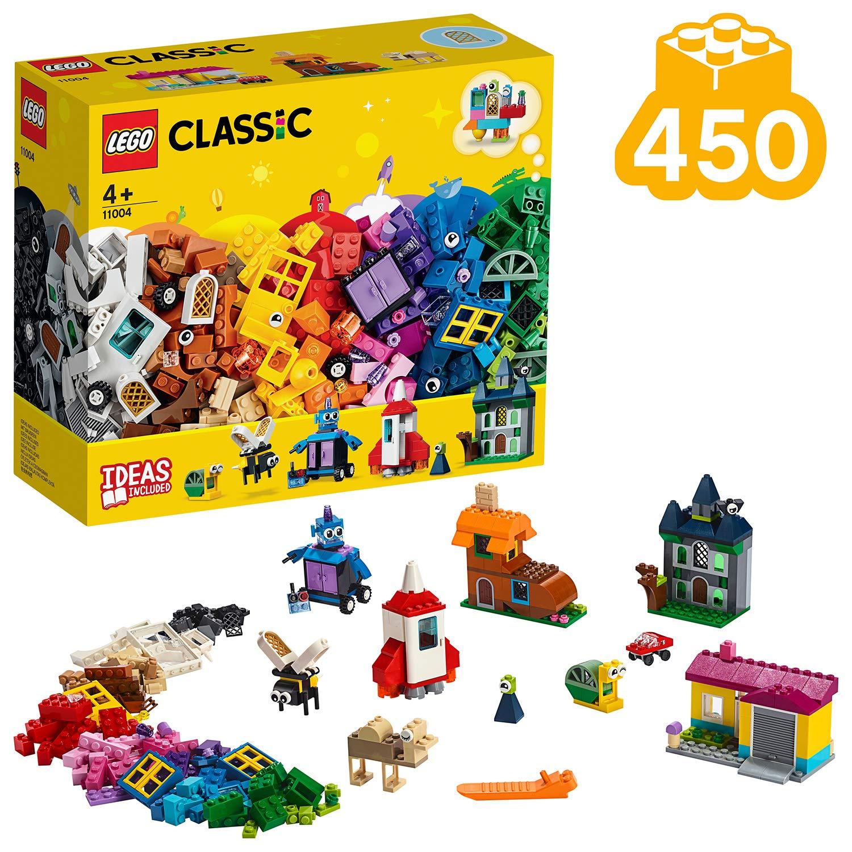 LEGO 11004 Classic Windows of Creativity Brickset £19.99 Prime / +£4.49 Non prime @ Amazon