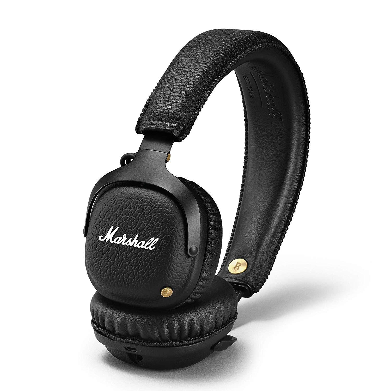 Marshall Mid Bluetooth Headphones - Black £85 @ amazon