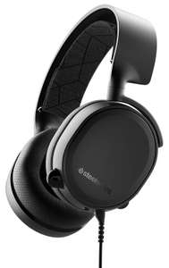 SteelSeries Arctis 3 All-Platform Gaming Headset PC, PlayStation 4, X1, Nintendo Switch,Android and iOS Black [2019 Edition] £49.99 @ Amazon