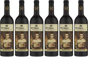 19 Crimes Red Wine 75 cl (Case of 6) £32.99 (Lightning Deal) @ Amazon Delivered