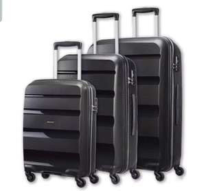 American Tourister Bon Air 3 Piece Hardside Suitcase Set - £129.99 with Code @ Costco