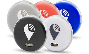5 Pack TrackR Pixel Black White Red Gray Blue, Item Tracker iOS/Android/Alexa - £9.98 / £15.47 Delivered @ Scan