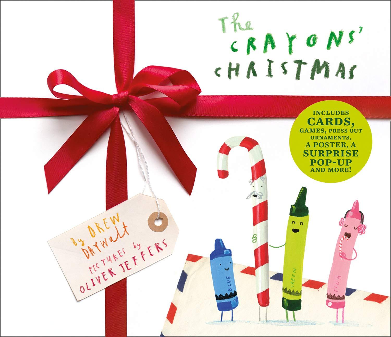 The Crayons' Christmas: The New York Times Top Ten bestseller - £7.40(Prime) £10.39 (Non Prime) @ Amazon