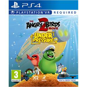 The Angry Birds Movie 2: Under Pressure VR (PS4 / PSVR) £9.99 (C&C) @ GAME