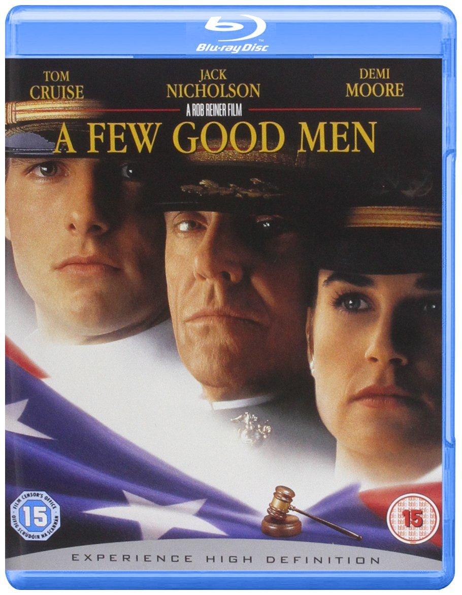A Few Good Men [2007] [Region Free] UK Import Blu-Ray £2.99 (Prime) / £5.98 (non Prime) at Amazon