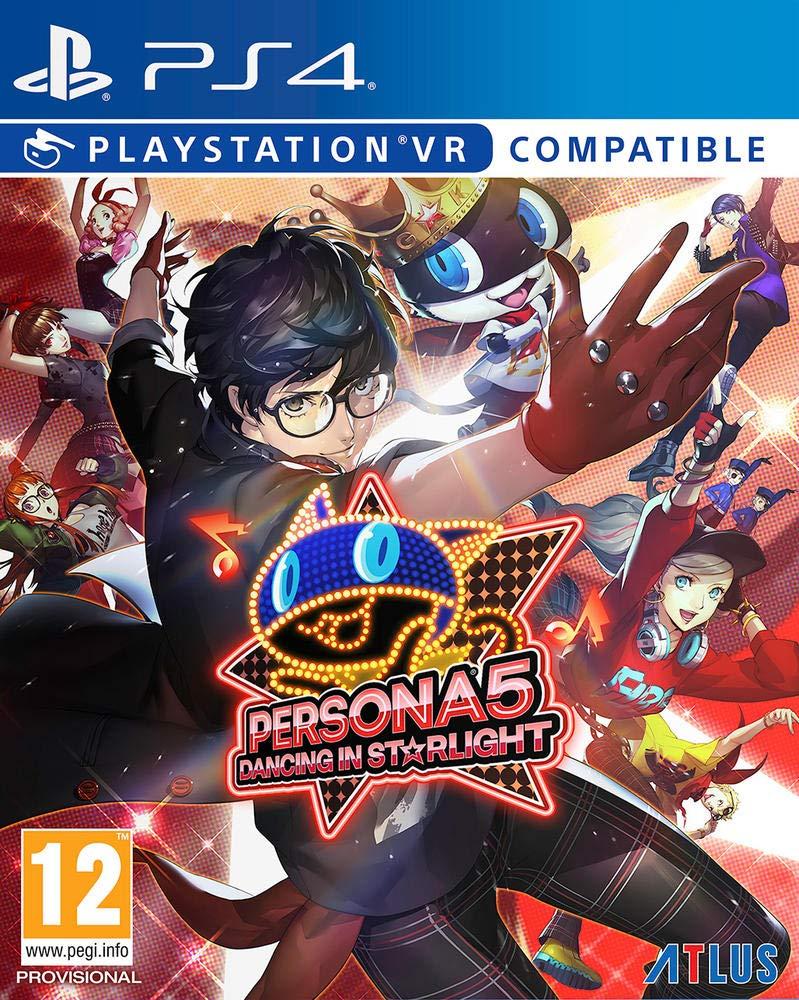 Persona 5: Dancing in Starlight (PS4) £15.99 (Prime) / £18.98 (non Prime) at Amazon