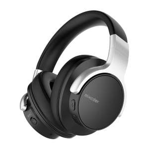 Mixcder E7 Active Noise Cancelling Bluetooth Headphones with Mic £29.99 Sold by Mixcder Direct and Fulfilled by Amazon