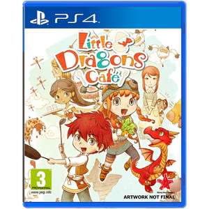 Little Dragons Cafe (PS4) £9.99 (C&C) @ GAME