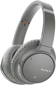 Sony WH-CH700N Wireless Bluetooth Noise Cancelling Headphones - Grey - £77.66 delivered @ Amazon