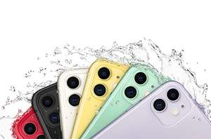 Apple iPhone 11 Vodafone 60GB Data Unlimited Calls & Texts (£45 Upfront & £33 Per month) Total cost £837 @ e2save.co.uk
