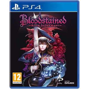 Bloodstained - Ritual of the Night (PS4) £18.50 Delivered @ Coolshop