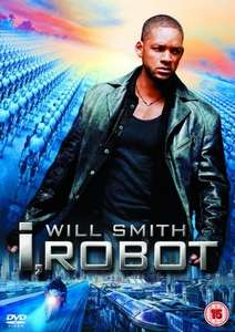I, Robot digital movie to own in HD £1.99 @ Amazon prime video