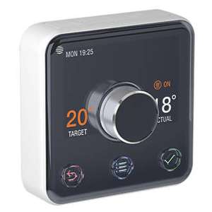 Hive Active Heating Thermostat with hub £118.99 @ Screwfix